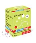 Мячики для игры в настольный теннис Club select 1*